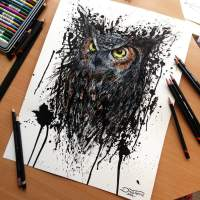 Amazing Pencil Drawings by Tattoo Artist Dino Tomic