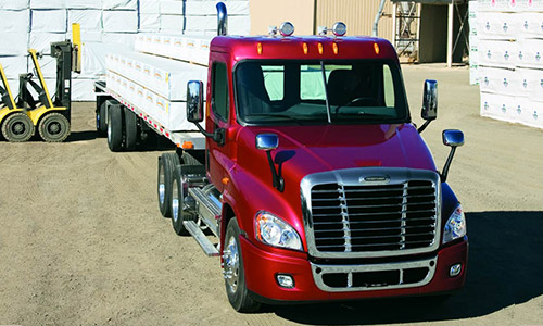 Freightliner Cascadia Power and Performance Freightliner Trucks