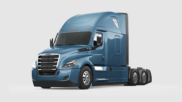 The new Cascadia® Freightliner Trucks