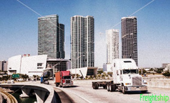 Miami Full Truckload Shipping: The Best Quality FTL service in South Florida