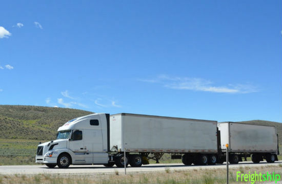 Dry Van Shipping and Trucking Services: National and International
