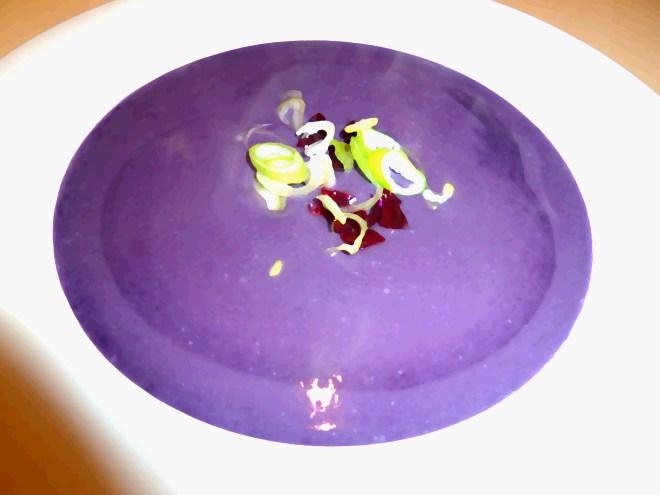 RotkohlKokos suppe 2