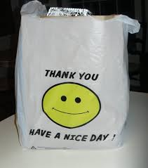 plastic bag smile1
