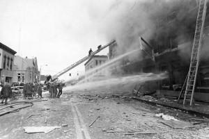 Pathfinder Hotel Explosion