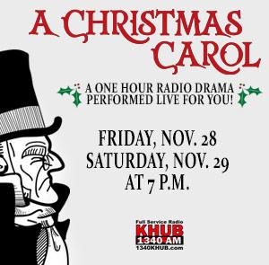 Past Events A Christmas Carol