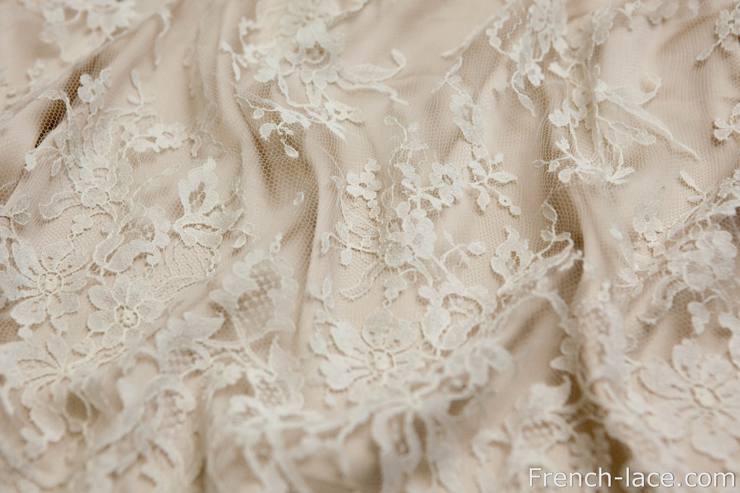 Black And Silver Floral Wallpaper Favola 90 Ivory French Lace Online Shop