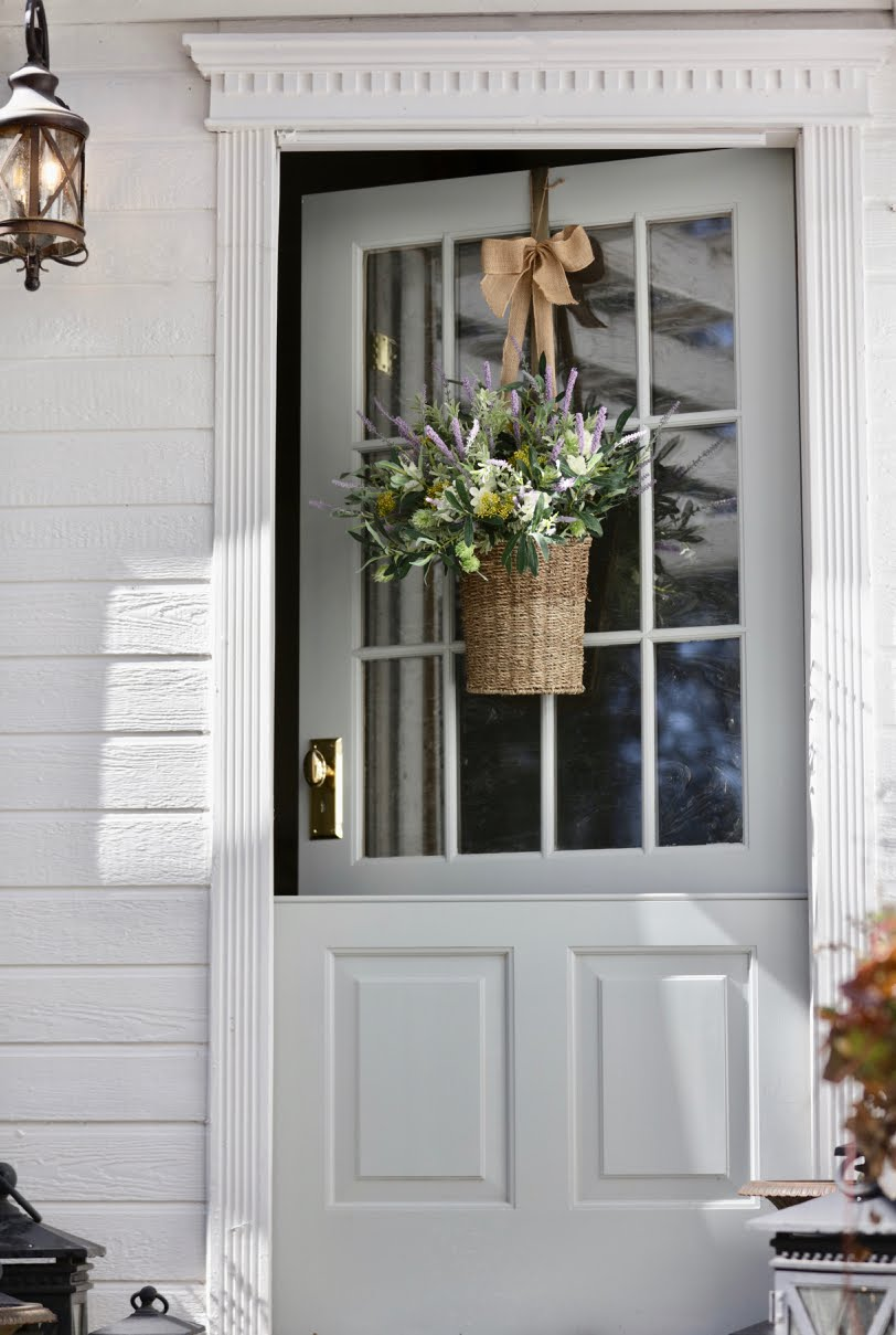 Curb Appeal 20 Front Door Color Inspirations French Country Cottage