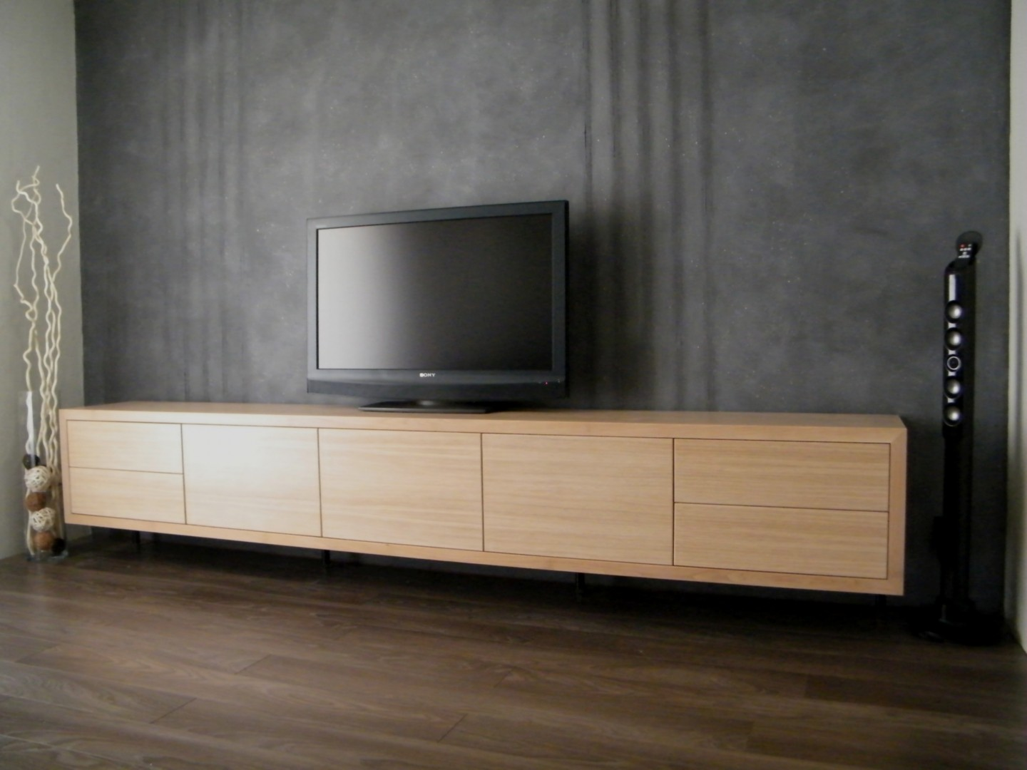 Meuble Hifi Tv Design Meuble Bas Hifi Design