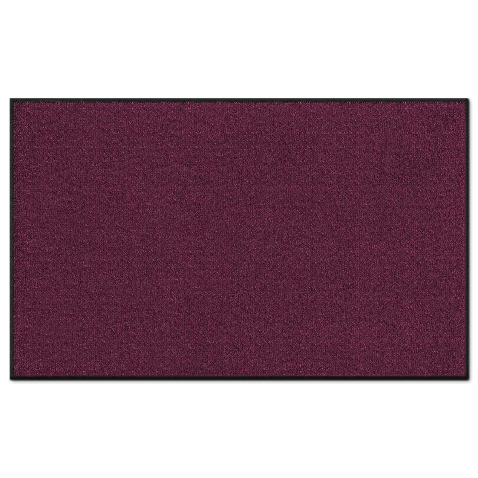 Tapis Rond Aubergine Fly Tapis Rond