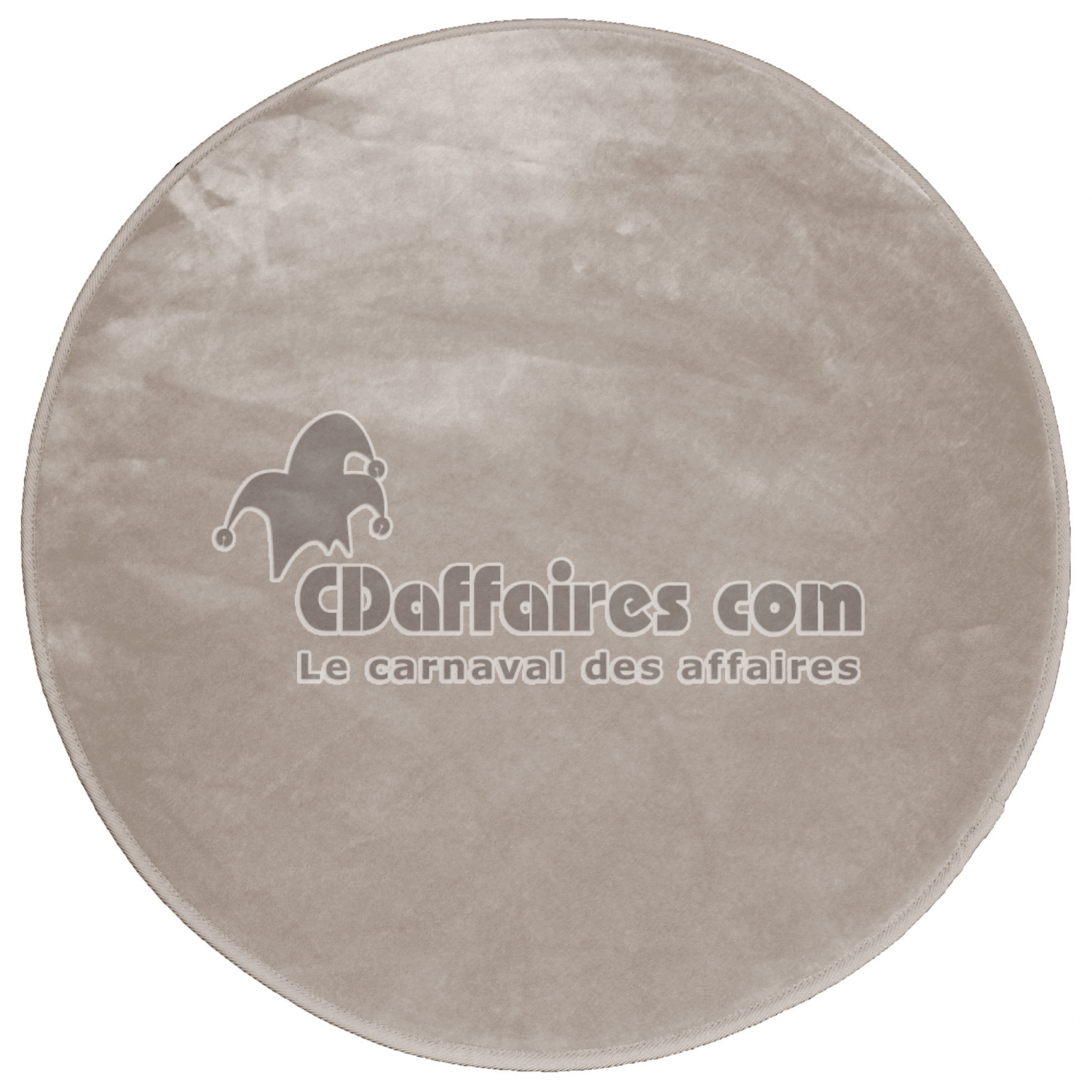 Tapis 200x200 Pas Cher Tapis Rond Taupe Tapis Rond Jute Beige Taupe 50