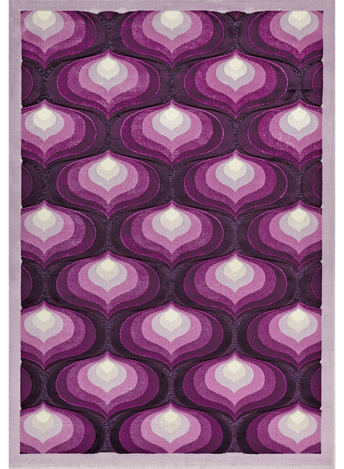 Best Tapis Violet Clair Gallery - House Design - marcomilone.com