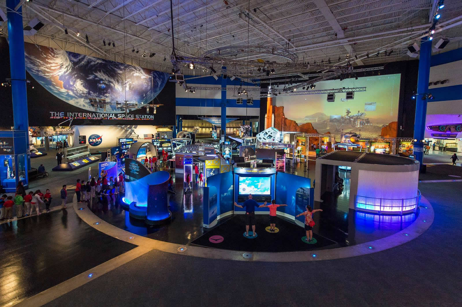 Coaching Decoration Space Center De Houston, Texas - Visitez Le Centre Spatial