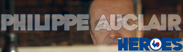 Philippe Auclair Heroes