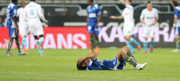 Auxerre relegation