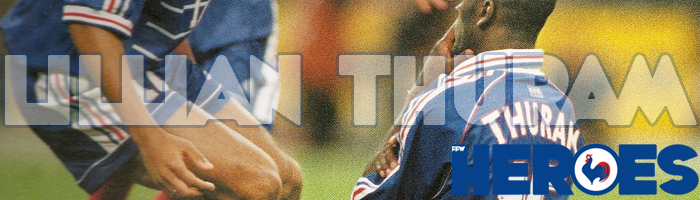 LILLIAN THURAM HEROES