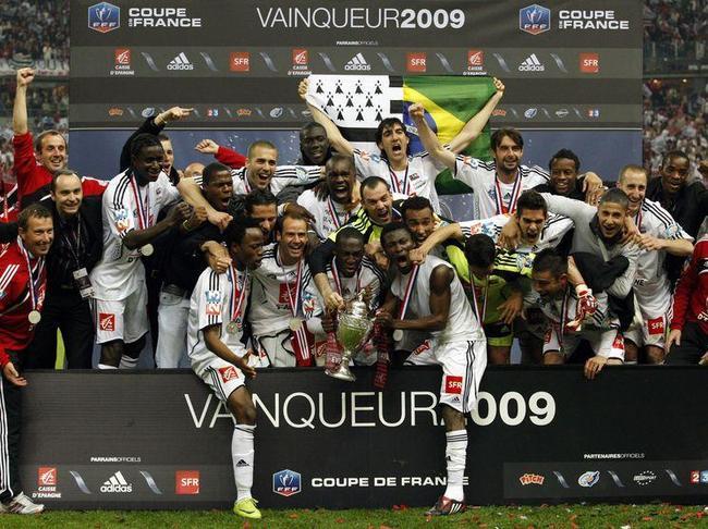 Coupe de france rennes v ea guingamp voice of the fans - Guingamp coupe de france 2009 ...