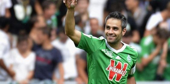 Loic Perrin, Saint-Etienne's Mr Reliable.