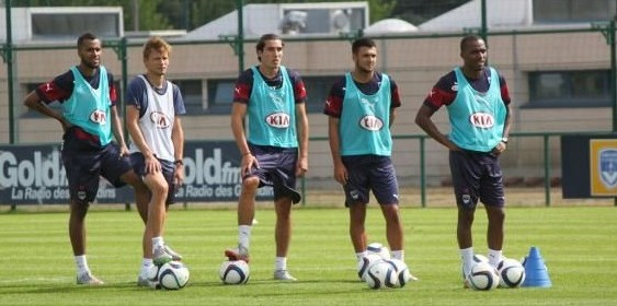 Bordeaux preseason