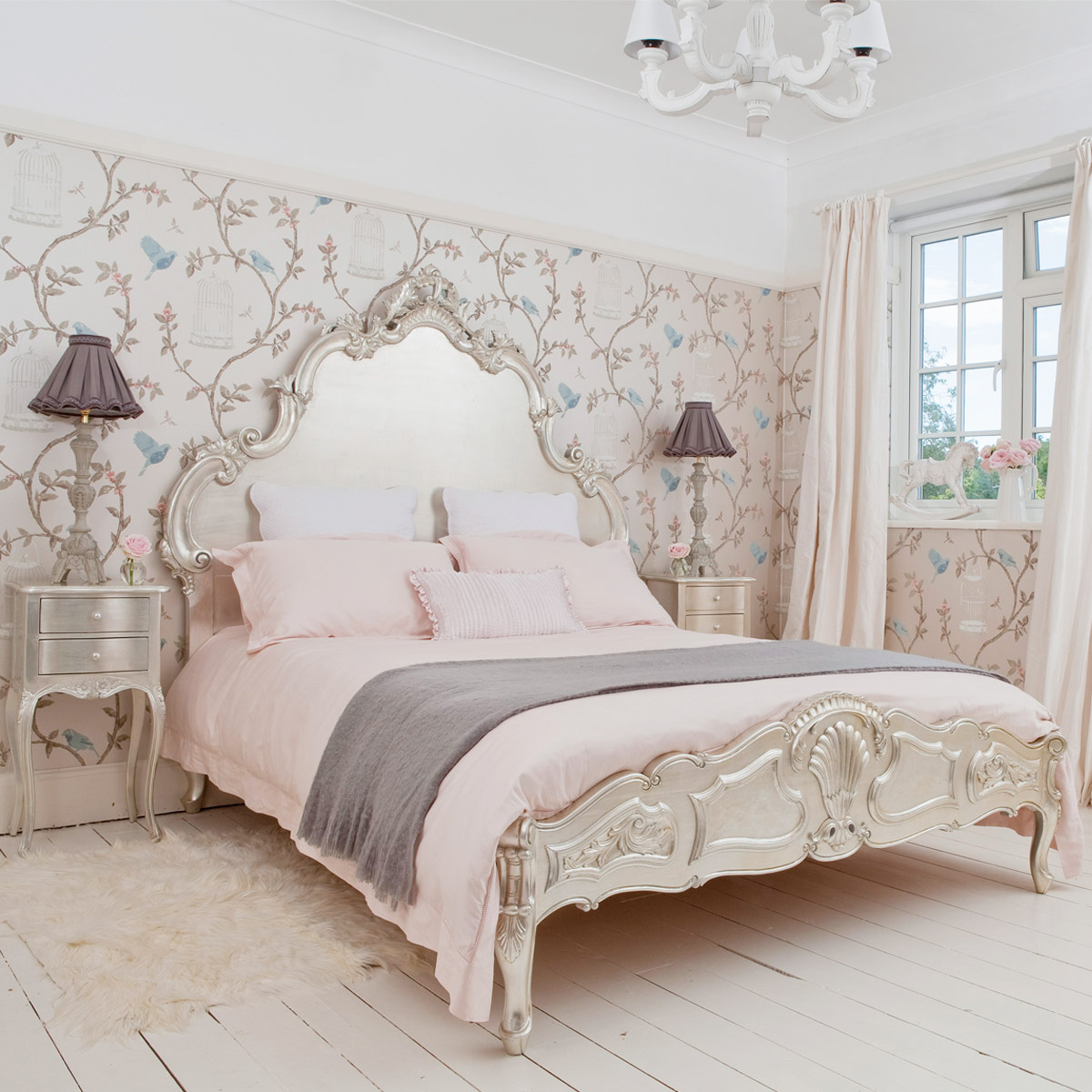 Beautiful Bed French Furniture Art French Furniture Is A Trend To