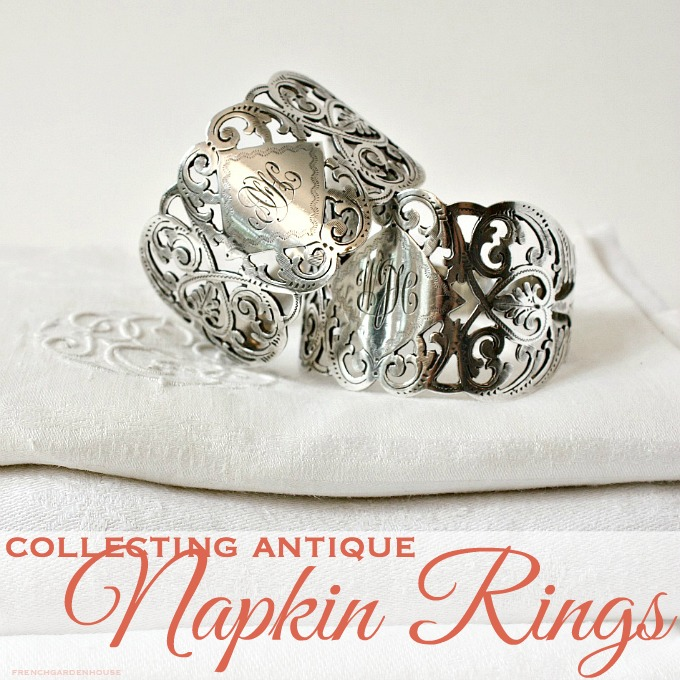 Collecting | Antique Napkin Rings