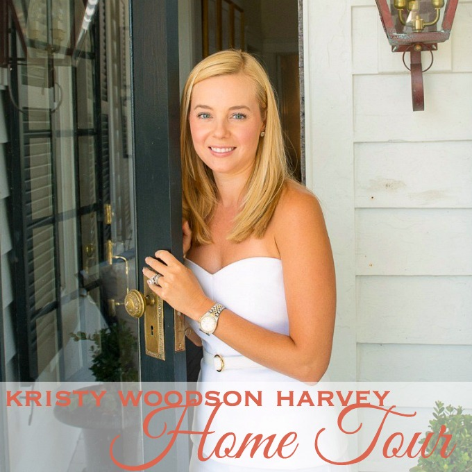 Home Tour |Southern Author Kristy Woodson Harvey