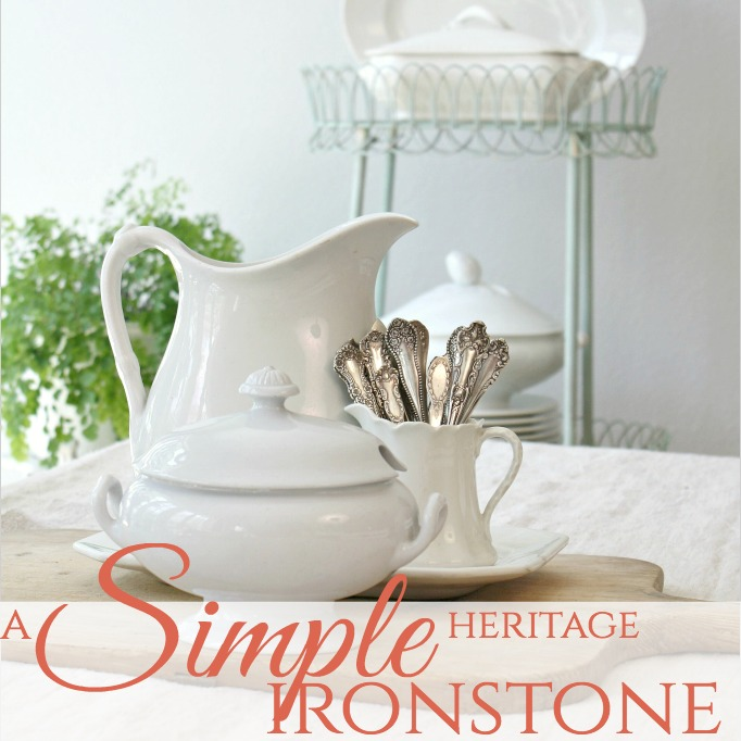 Secret Life of Antiques | Collecting Ironstone