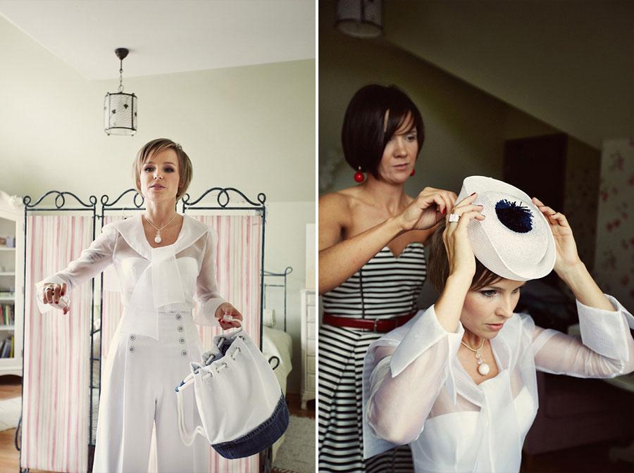 Wozaczinski Dagmara+Maciek 06 Married on a Boat in a Beautiful Sailor Outfit