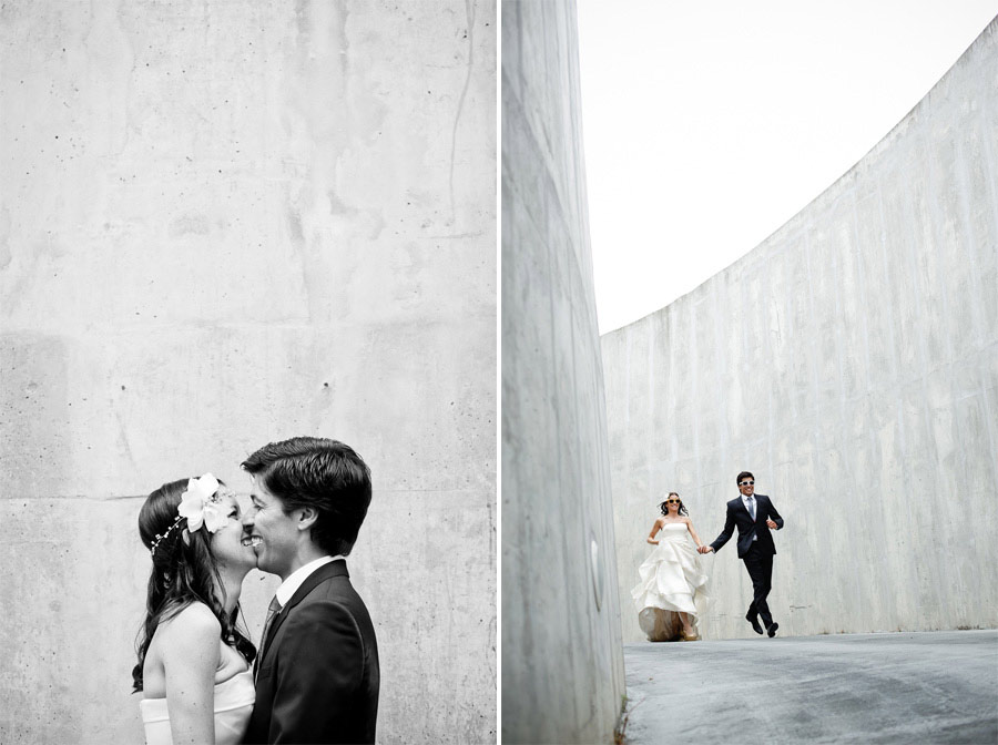 Modern Portuguese Wedding Hugo Coelho 12 Contemporary Wedding at a Hotel in Portugal