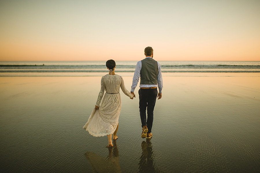 tofino beach wedding nordica photography 26 Intimate and Personal Wedding on the Beach in Canada