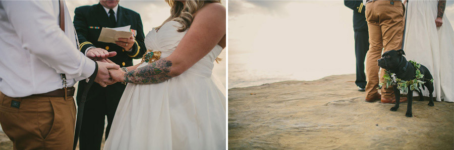 sea elopement pregnant bride 24 An Elopement in San Diego with a Nearly 9 Months Pregnant Bride