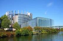 The European Parliament in Strasbourg © French Moments