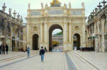 The Triumphal Arch of Nancy © French Moments