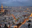 The panoramic view over Paris from the Montparnasse Tower © French Moments