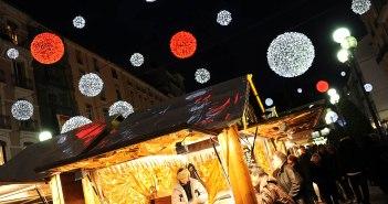 Grenoble Christmas Market © JM Francillon / Ville de Grenoble