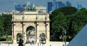 The Arc de Triomphe du Carrousel © French Moments