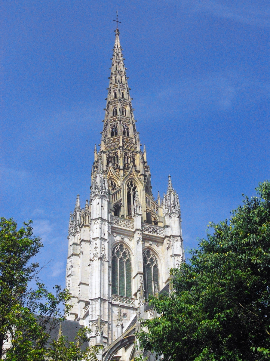spire of saint maclou copyright french moments french. Black Bedroom Furniture Sets. Home Design Ideas