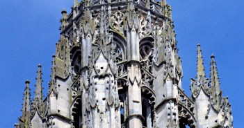 Tour de Beurre, Rouen Cathedral © French Moments