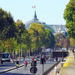 Paris Sans Voiture September 2015 - Quai des Tuileries © French Moments
