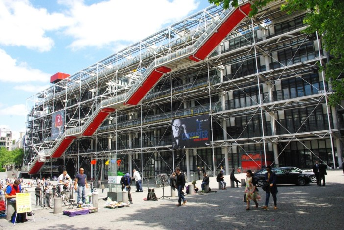 Centre Pompidou, Paris © French Moments