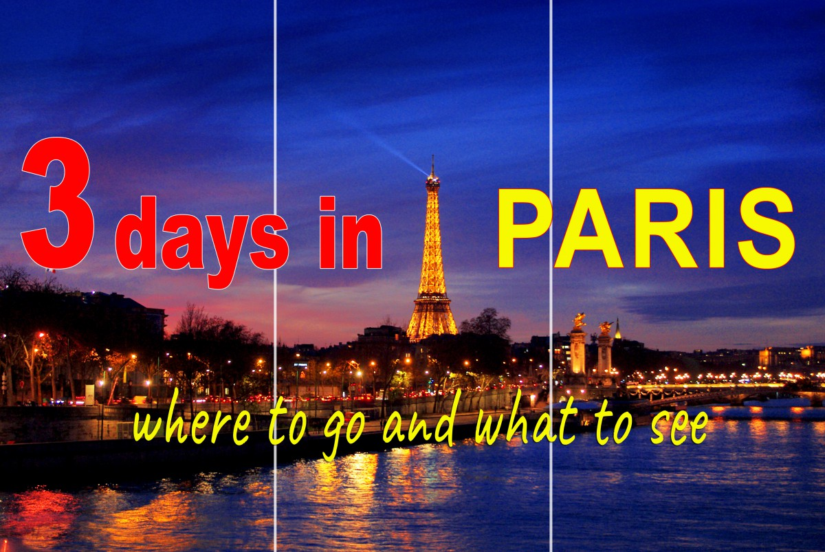 Bus Paris Calais 3 Days In Paris Where To Go And What To See French Moments