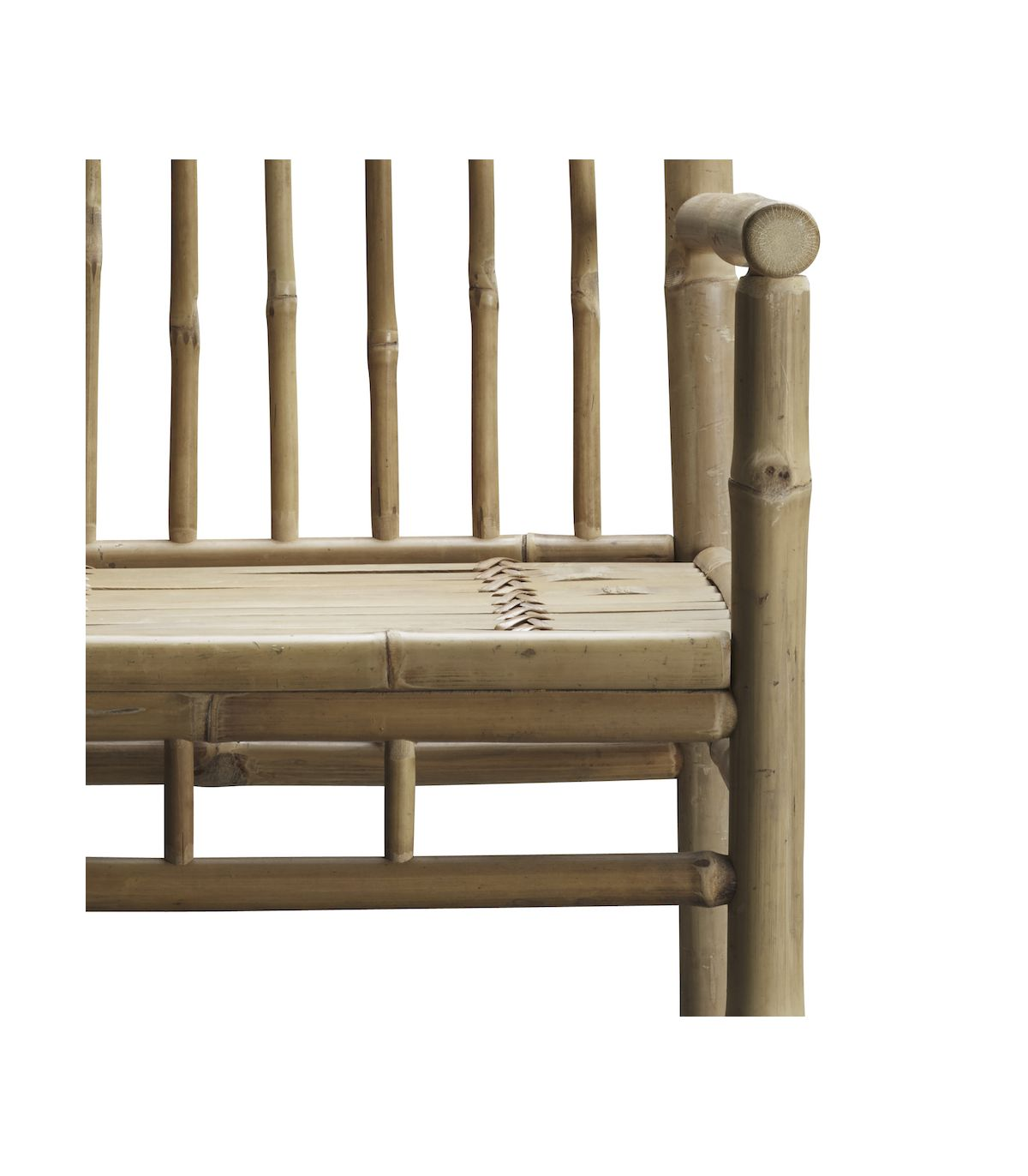 Chaise En Bambou Chaise Bambou Tine K Home