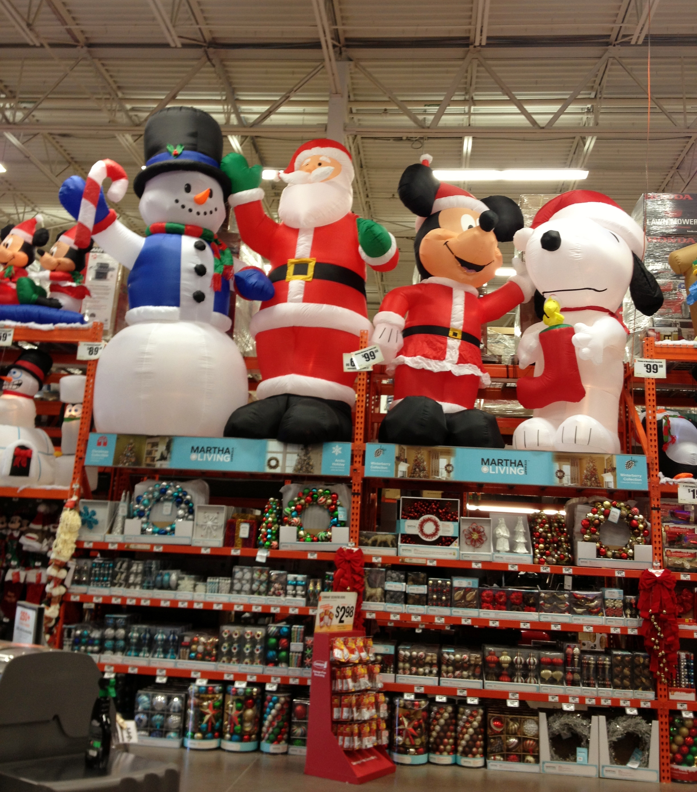 Home Depot Holiday Hours Dallas Cowboys Uniforms Christmas Lights And Applesauce