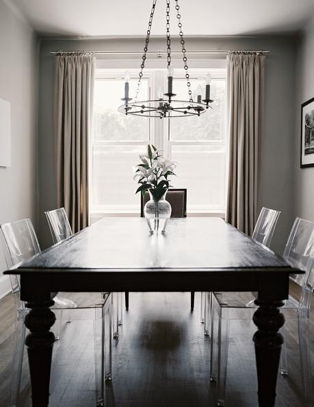 Chaises Modernes Pour Table Ancienne