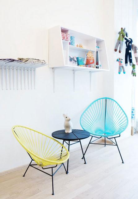 Coup de coeur le fauteuil acapulco frenchy fancy - Salon de jardin qui peut rester dehors toulon ...