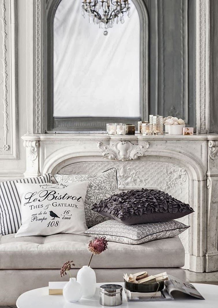H&m Home Decoration La Décoration By H&m Home - Frenchy Fancy