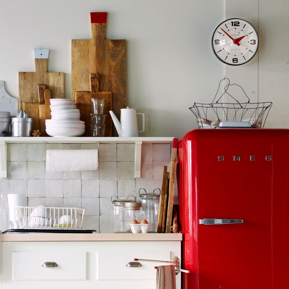 Decoration Interieur Vintage Tendance : Le Frigo Smeg - Frenchy Fancy