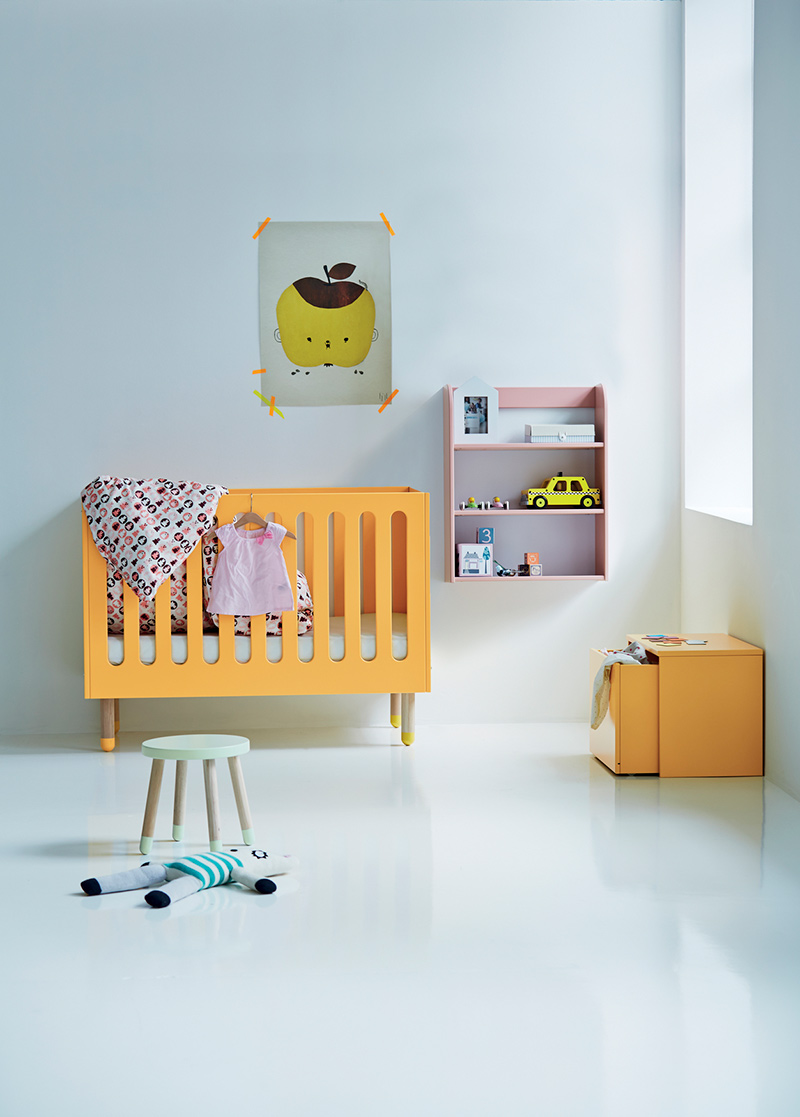 Meuble Chambre Scandinave Du Design Scandinave Pour Les Kids Flexa Frenchy Fancy