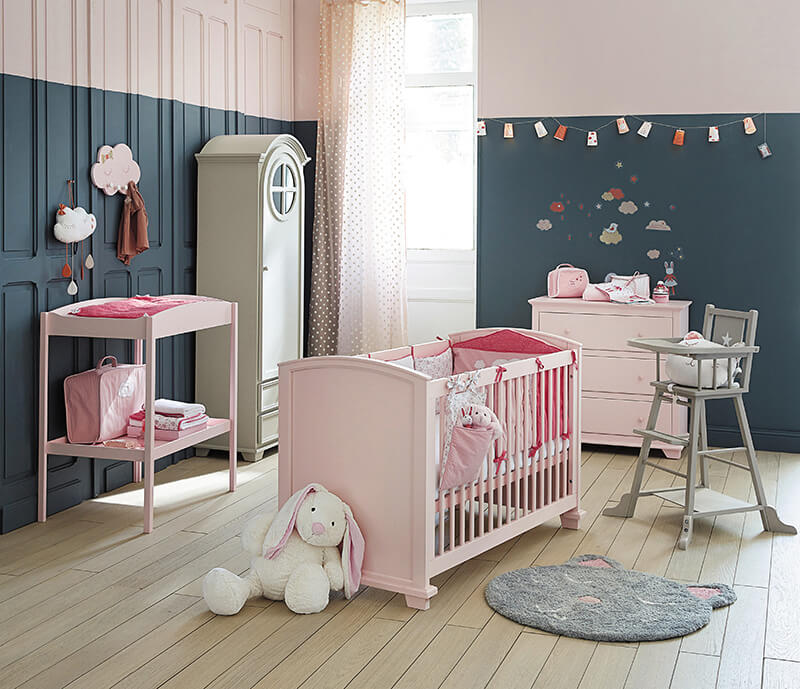 Chaises Scandinave Blanche Maisons Du Monde, La Collection Kids - Frenchy Fancy