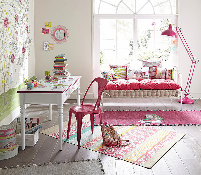 Enseigne Décoration Maisons Du Monde, La Collection Kids - Frenchy Fancy