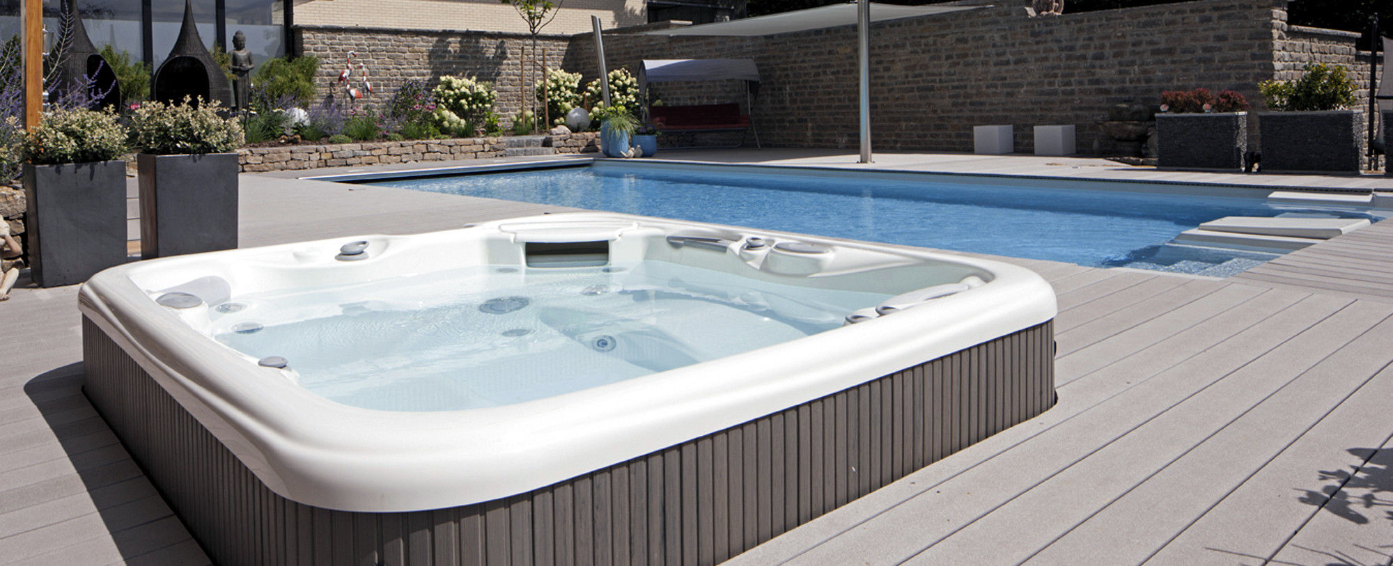 Whirlpool Jacuzzi In-outdoor Pool Wellness Heizung Massage Aufblasbar 158x158cm Whirlpool Outdoor Whirlpool Outdoor Whirlpool Isolation